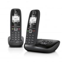 Gigaset Telefono Inalambrico AS405A Duo