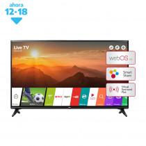 "Smart Tv 49"" LG LED FHD 49LJ5500"