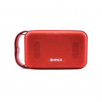 Spica Parlante Portátil Bluetooth SP BT1600 Rojo
