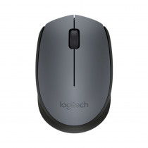 Logitech M170/4940 Mouse Optico - Inalambrico Negro