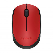 Logitech M170/4941 Mouse Optico - Inalambrico Rojo