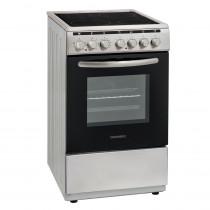 Domec Cocina Electrica Vitro 50 cm CEX66 Inox