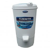 Zenith Secarropas 1013 6,2Kg PVC GRIS Centrifugo