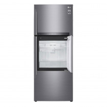 LG Hel.c/Freezer No Frost GC-D502HLAM Door in Door 441Lt Inox INVERTER