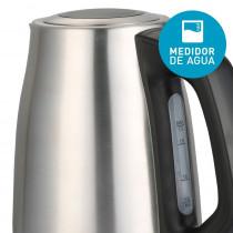 Peabody Jarra Electrica PE-K1850 1.7Lts Inox