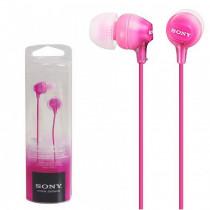 Sony Auricular MDR-EX15/Rosa INTRAUDITIVOS