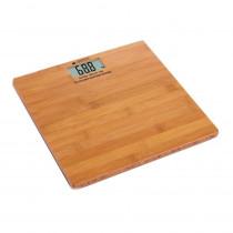 Aspen Balanza de Baño Digital EB3110H Bamboo Retroiluminada