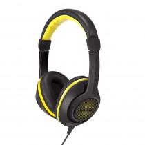 Noblex Auricular Deportivo HP99SC Negro-Amarillo