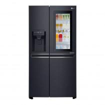 LG Heladera InstaView Door-in-Door GC-X247CKBV 601 lts Negro