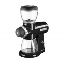KitchenAid Molinillo de Cafe Negro 5KCG0702ROB
