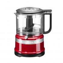 KitchenAid Procesadora Mini 3.5 lts 5KFC3516RER Rojo