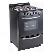 Domec Cocina Electrica CENG-51044 56 cm Negra