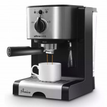 Ultracomb Cafetera para Cafe Expreso o Capuccino CE-6109