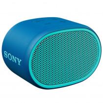 Sony Parlante Portatil EXTRA BASS™ XB01 con Bluetooth Celeste