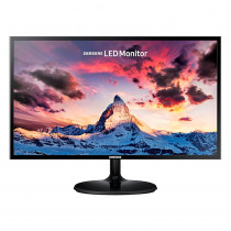 "Samsung Monitor Full HD 24"" Super Slim LS24F350FHLX"