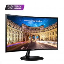 """Samsung Monitor 24"""" Curvo Full HD LC24F390FHLX"""