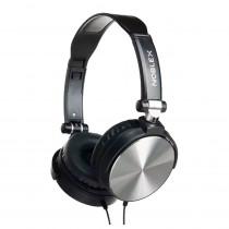 Noblex Auricular Manos Libres Plegable HP107BS Negro y Gris