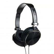 Noblex Auricular Manos Libres Plegable HP107BB Negro