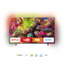 "Philips TV Smart Led 4k 55"" 55PUG6703 Ultradelgado"