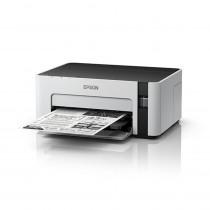 Epson Impresora inalambrica Blanco y Negro EcoTank M1120