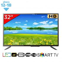 "Zenith Smart TV LED 32"" HD JVS-32SMTV"