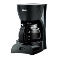 Oster Cafetera Eléctrica de filtro 4 tazas BVSTDCDR5B Negra