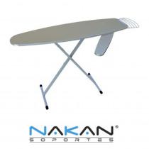 Nakan Tabla de Planchar reforzada con manga TDP-RBT