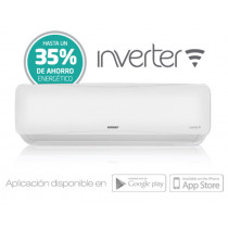 Surrey Aire Acondicionado Split Frío/Calor 3400w 553AIQ1201F Inverter Smart