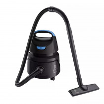 Electrolux Aspiradora de agua y polvo AWD01 1250w - Negra y Azul