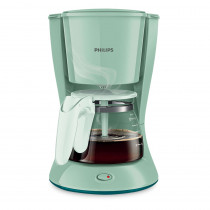 Philips Cafetera Daily Collection 0.6Lt HD7431/10 Verde Pastel