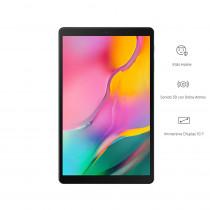 """Samsung Tablet Galaxy Tab A 10.1"""" Octa-Core 2/32GB T510NZKLARO Negro"""