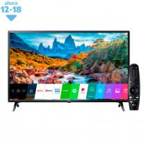 "LG Smart TV 43"" 43UM7360PSA UHD 4K con HDR y Smart IA"