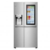 LG Heladera LS74SXSX InstaView Door-in-Door 690lt Inverter