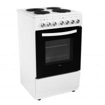 ATMA Cocina Eléctrica 50 cm CCH052B Blanca