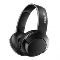 Philips Auricular Inalámbrico Bluetooth Bass + SHB3175BK/00 Negro