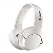 Philips Auricular Inalámbrico Bluetooth Bass + SHB3175WT/00 Blanco