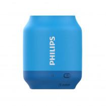 Philips UpBeat Parlante portátil inalámbrico BT51A/00 Celeste
