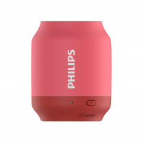 Philips UpBeat Parlante portátil inalámbrico BT51P/00 Rosa