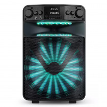 Philips Parlante Party Speaker Bluetooth TANX50/77 40W Negro