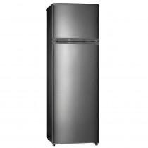 Zenith Heladera c/Freezer X328 309Lts con Skin Condenser y Puertas Reversibles Plata