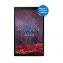 "Samsung Tablet 10.1"" T510NZSLFRO 32GB Plata Contenido exclusivo Frozen 2"
