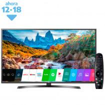 "LG Smart TV 60"" UHD 4K 60UM7270 HDR Active+Magic Remote"