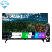 """LG Smart TV LED 43"""" FHD SMART TV 43LM6300PSB"""
