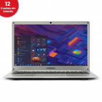 "Enova Notebook 14.1"" C141PP-A3 Cloudbook 4GB/64GB Plata"