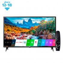 "LG Smart TV 50"" UHD 4K 50UM7360PSA Smart IA y HDR"