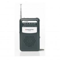 Daihatsu Radio D-RK4 AM/FM Negro