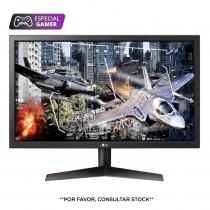 """LG Monitor 24"""" 24GL600F Gamer FHD HDMI"""