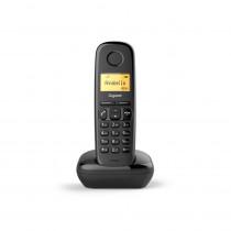 Gigaset Teléfono Inalambrico A170 Negro
