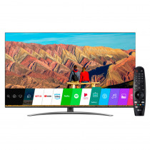"LG Smart TV 65"" NanoCell 65SM8100PSA HDR 4K"