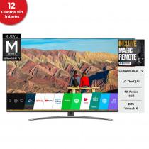 "LG Smart TV 65"" NanoCell 65NANO81SNA HDR 4K"